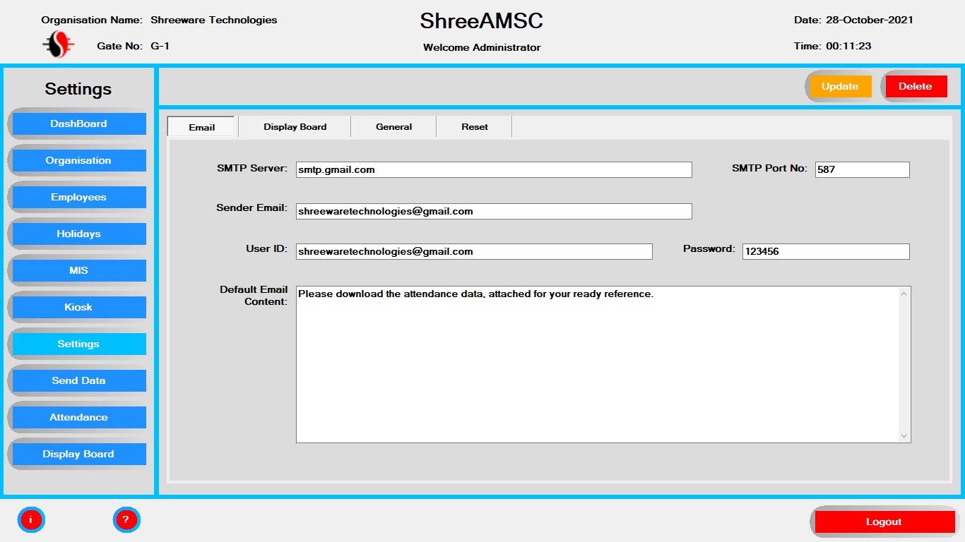 ShreeAMSC-Email