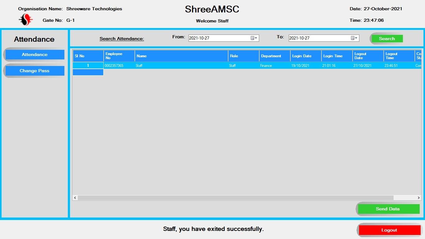 ShreeAMSC-Staff-Menu